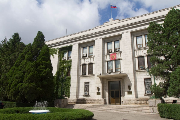 Embassy of Russia