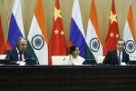 Заявление Министра иностранных дел России С.В.Лаврова в ходе пресс-конференции по итогам встречи министров иностранных дел России, Индии и Китая (РИК), Нью-Дели, 11 декабря 2017 года