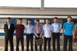 17 сентября из Пхеньяна на учебу в хабаровский Дальневосточный Государственный Университет Путей Сообщения отправилась группа корейских студентов