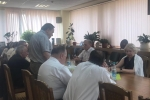 Встреча в институте Дальнего Востока РАН