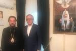 Встреча с Владыкой Сергием